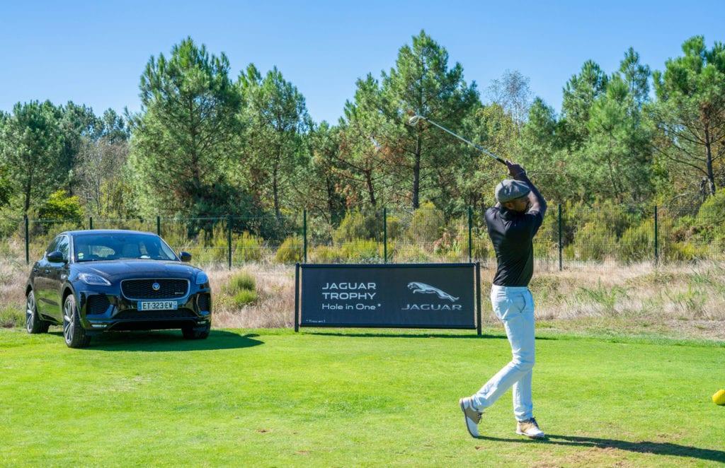 tournoi de golf Jaguar